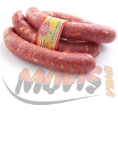 Serbian sausage Ken with smoked cheese filling 1.100kg