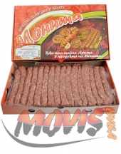 Kebapche for grill 34pieces X 100g Monita