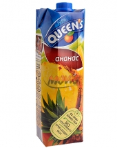 Fruit juice Queens pineapple  1L