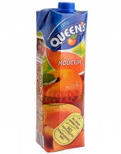 Fruit juice Queens apricot  1L