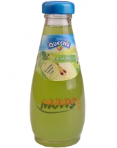 Fruit juice Queens green apple 250ml