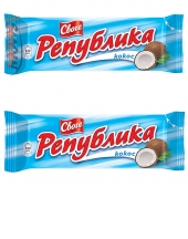 ChocolateDdessert Republika Coconut
