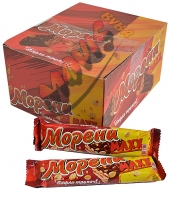 Шоколадова вафла Морена Макси кутия 30броя