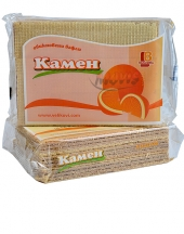 Plain wafers Kamen with orange flavour