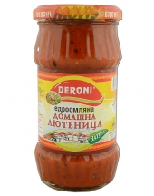 Coarsely ground lutenitsa Deroni 315g