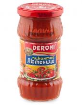 Spicy lutenitsa Deroni 320g