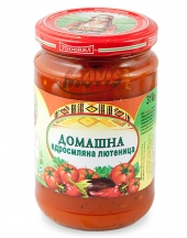 Coarsely ground lutenitsa Todorka 310g