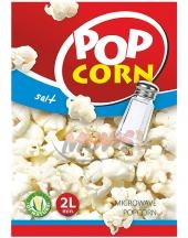 Microwave popcorn POP CORN with salt