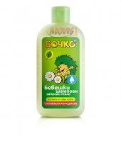 Bochko Baby shampoo with chamomile and linden