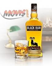 Whisky Black Ram 1L