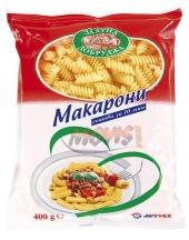 Spiral macaroni Zlatna Dobrudzha
