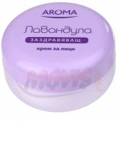 Crème raffermissante pour le visage à la lavande