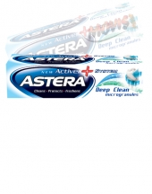 Паста за зъби Astera Active+ Deep Clean