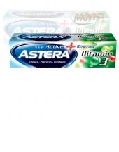 Паста за зъби Astera Active+ Vitamin 3
