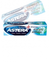 Паста за зъби Astera Active+ Caries Protection
