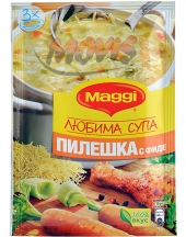 MAGGI® Chicken soup with vermicelli