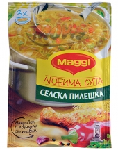MAGGI® Village chicken soup