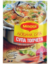 MAGGI® Meatballs soup
