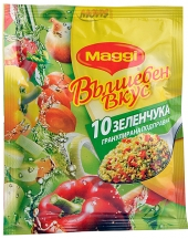 MAGGI® Magic Taste 10 Vegetables