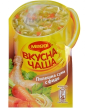MAGGI® Tasty Cup chicken soup with vermicelli