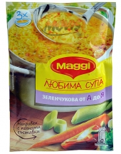 MAGGI® Vegetable soup from A to Z