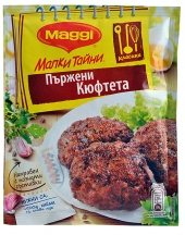 MAGGI® Fix Little Secrets for Fried Meatballs