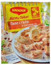 MAGGI® Fix Little Secrets for chicken with mushrooms in cream sauce