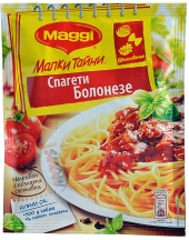 MAGGI® Fix Little Secrets for Spaghetti Bolognese
