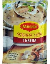 MAGGI® Favourite mushrooms soup