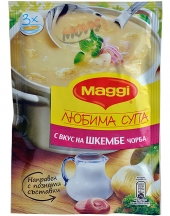 MAGGI®  Favourite soup with tripe soup flavour