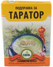 Seasoning for Tarator Gana