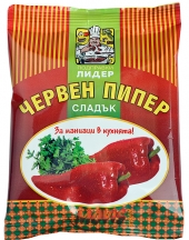 Sweet red pepper Lider