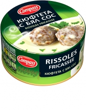 Rissoles fricassee