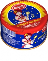 Fairy Tale Pate Compass 100g
