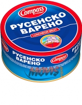 Luncheon Meat Compass 300g