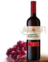Вино CHATEAU KARNOBAT Merlot