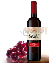 Вино CHATEAU KARNOBAT Cabernet Sauvignon