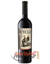 Wine Cycle Merlot, Cabernet Sauvignon, Syrah & Cabernet Franc