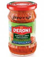 Coarsely Ground Lutenitsa Piperitsa Deroni 520g