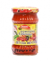 Homemade Lutenitsa Deroni Child's Dream 260g