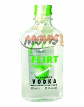 Vodka Flirt Green Apple 200ml