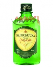 Karnobatska Grape Rakia 200ml
