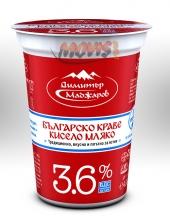 Кисело Мляко Маджаров 3.6%
