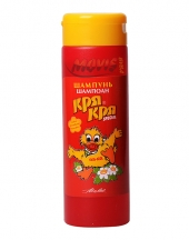 Shampoo Krya-Krya red 170ml.