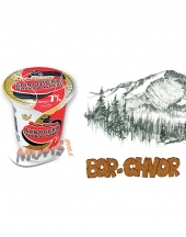 Buffalo Yogurt Bor-Chvor 300g.