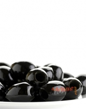 Black Olives in Olive Oil 400g.