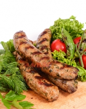 Bulgarian Homestile Sausage
