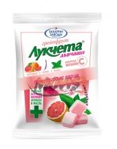 Chewing Bonbons Lukcheta Grapefruit