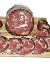Traditional Bulgarian  Puska Delicacy  (Sausage)