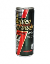 Енергийна напитка Golden Power 330мл